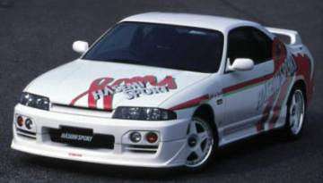 SKYLINE COUPE R33(late model)